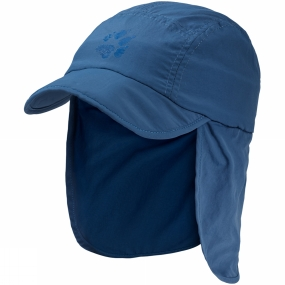 Jack Wolfskin Kids Supplex Canyon Cap Ocean Wave
