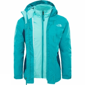 The North Face Kira Triclimate Jacket Age 14+