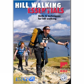 British Mountaineering Council Hill Walking Essentials: Skills and Techniques for Hill Walking (DVD) No Colour