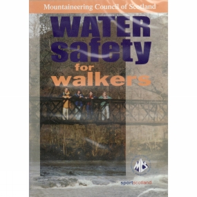 Mountaineering Scot Water Safety for Walkers  (DVD) No Colour
