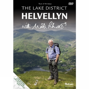 Striding Edge Productions The Lake District: Helvellyn with Mark Richards (DVD) 1st Edition, November 2014