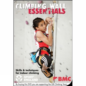 British Mountaineering Council Climbing Wall Essentials (DVD) No Colour