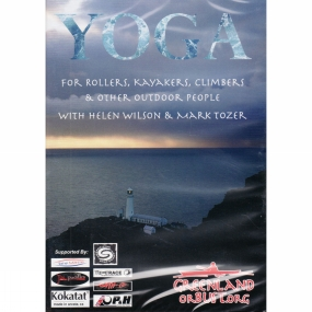 Greenland or Bust Greenland or Bust Yoga for Rollers, Kayakers, Climbers and Other Outdoor People (DVD) No Colour