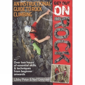 Crux Get Out on Rock: An Instructional Guide to Rock Climbing (DVD)