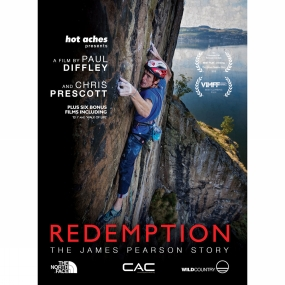Hot Aches Production Redemption: The James Pearson Story (DVD) No Colour