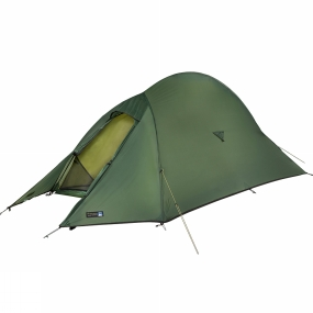 Terra Nova The Solar Photon 2 Tent is an incredibly lightweight, self-supporting two-persontent. Featuring front and rear flysheet hoods for great ventilation and its stable shape has been designed for use in poor weather. The tent is compatible with Terra Nova