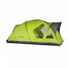 Salewa Salewa Alpine Lodge IV Tent Cactus / Grey