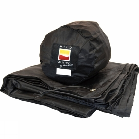 Wild Country Tents Wild Country Tents Zephyros 4 Footprint Black