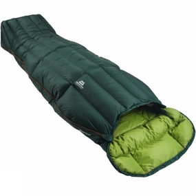Mountain Equipment The Mens Dreamcatcher Sleeping Bag Regular from Mountain Equipment is luxurious, warm and spacious. It features a removable inner quilt that is perfect for camping from early spring through til autumn.