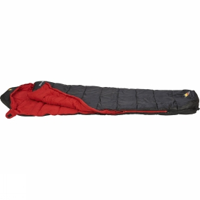 Wild Country Tents The Mistral 450 Sleeping Bag has been designed for those looking for a reliable sleeping bag for spring or summer camping, or for DofE and Scout and Guide use, within a budget. To keep out draughts, the sleeping bag has been fitted with locking zip sliders to keep the zip in place and prevent it from creeping open during the night. Shoulder baffles help to retain warmth and there
