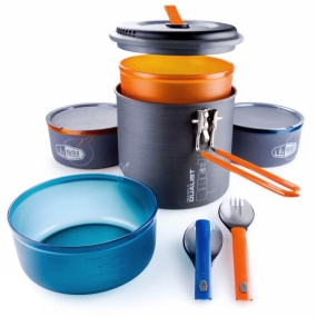 GSI Outdoors GSI Outdoors Pinnacle Dualist Cook Set No Colour