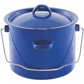 Easy Camp Easy Camp Enamel Pot 3L Blue