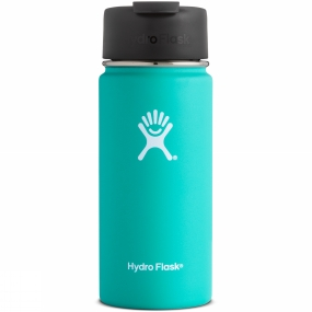Hydro Flask Hydro Flask Wide Mouth 16oz with Flip Lid Mint