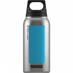Sigg Sigg Hot & Cold Accent Bottle 0.3L Aqua