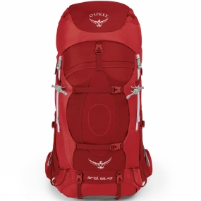 Osprey Women's Ariel AG 65L Picante Red