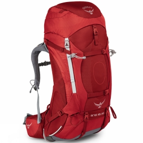 Osprey Women's Ariel AG 55L Picante Red