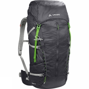 Vaude Carefree traveling: extremely lightweight trekking optimized for trips where every gram counts. Vaude