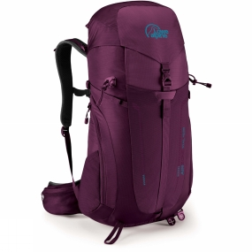 Lowe Alpine Womens AirZone Trail ND28 Rucksack Berry