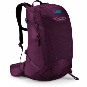 Lowe Alpine Womens AirZone Z Duo ND25 Rucksack Berry