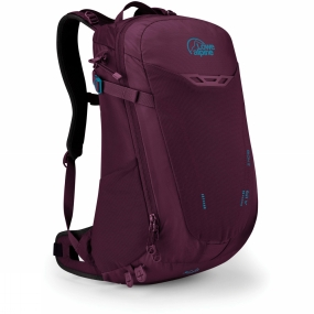Lowe Alpine Womens AirZone Z ND18 Rucksack Berry