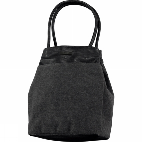 barts louise bucket bag black