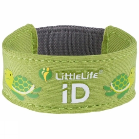 LittleLife Safety iD Strap Turtle