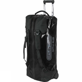 Ortlieb If you are planning a weekend trip, an active vacation or an overseas journey and you need a durable and waterproof travel bag then you should definitely consider the Ortlieb Duffel RG Bag. It is fitted with an aluminum wheel frame that makes it especially easy to tow. Indeed, the bag