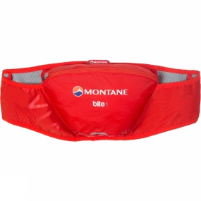 Montane Bite 1 Waist Pack Flag Red