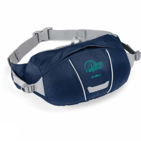 Lowe Alpine Fjell Belt Pack Blue Print