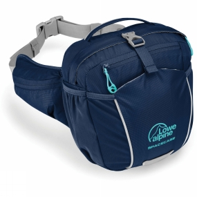 Lowe Alpine Space Case Blue Print