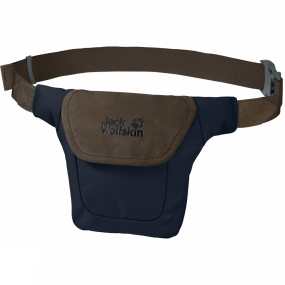Jack Wolfskin Gateway Waist Pouch Night Blue