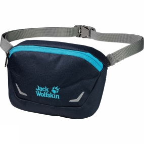 Jack Wolfskin Kids Jungle Gym Hip Bag Midnight Blue