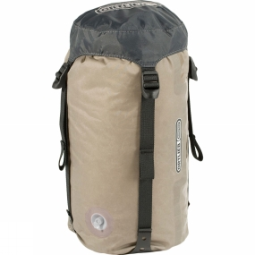 Ortlieb Compression Dry Bag Ps10 With Valve and Belt 7L Grey