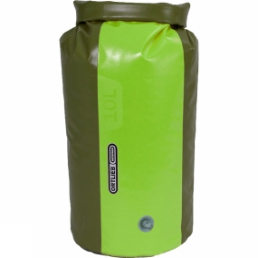 Ortlieb Ortlieb Dry Bag PD350 10L with Valve Olive/Lime