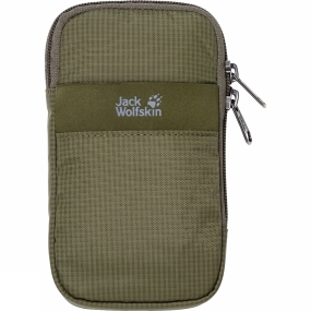 Jack Wolfskin Smart Protect 5in Pouch Burnt Olive