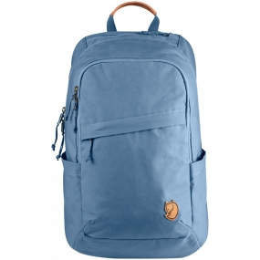 Fjallraven Räven 20L Rucksack Blue Ridge Review thumbnail