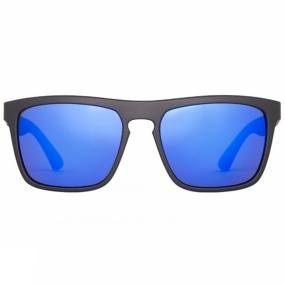 Product image of Sinner Thunder Matt Black/Blue Revo