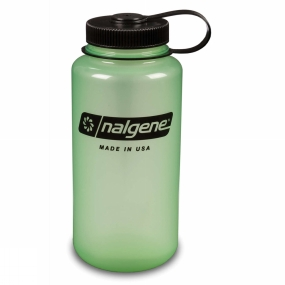 Nalgene Nalgene Wide Mouth Tritan 1.0Litre Green