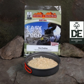 Beyond The Beaten Track Rice Pudding No Colour
