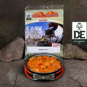 Beyond The Beaten Track Ready Meal Vegetable Korma No Colour