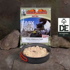 Beyond The Beaten Track Ready Meal Chicken & Mushroom Pasta No Colour