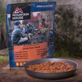 Mountain House Chilli Con Carne with Rice No Colour