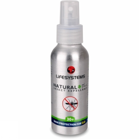 Lifesystems Natural Kids 30+ Insect Repellent 100ml No Colour
