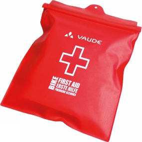 Vaude First Aid Kit Bike Essential Waterproof Red / White