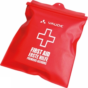 Vaude First Aid Kit Essential Waterproof Red / White