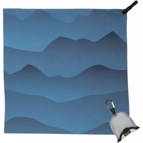 PackTowl PackTowl Nano Towel Blue Mountains