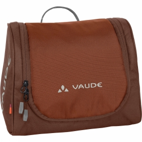 Vaude Tecowash Wash Bag Tobacco