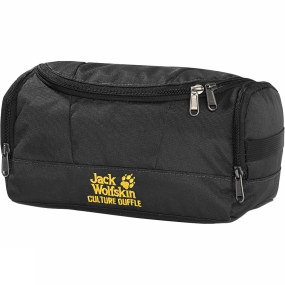 Jack Wolfskin Culture Duffle Wash Bag Phantom