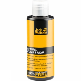 Jack Wolfskin Apparel Clean and Proof 60ml No Colour