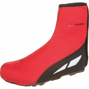 Vaude Matera Shoecover Red / Black